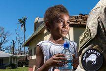 RNZAF/RNZN/RAF/RAAF assistance to Vanuatu