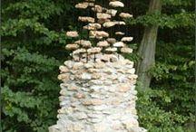 Fliegende Steine