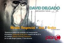Arte Atelier: Colección David Delgado / Exposición y cuadros de David Delgado