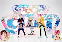 INFINITE H / INFINITE H is a sub unite of INFINITE. INFINITE H includes Hoya and Dongwoo