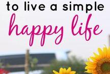 Minimalism Happiness