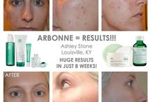 Arbonne - Before & After Pics
