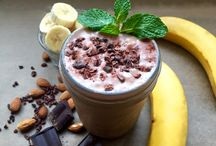 Shakes, Smoothies & Puddings / This is a collection of our favourite shakes, smoothies & puddings. Indulge yourself!  #shakes #smoothies #puddings