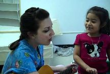 Music Therapy and Speech / Music Therapy can be a great tool for addressing a variety of speech and language goals!