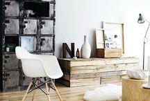 Living Spaces / by Blacktie Underground