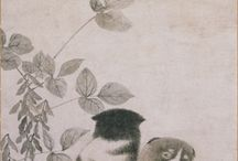 円山応挙(Maruyama Okyo) / 江戸時代の絵師