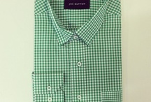 Joe Buttons Up!  / Custom made shirts - designed by you, fitted to you!