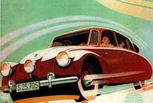 Tatra, Postery