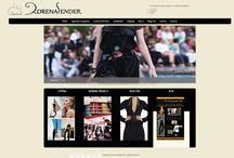 Ideas en diseño gráfico/graphic design ideas / carteles, flyers, estampados y webs creados por la diseñadora