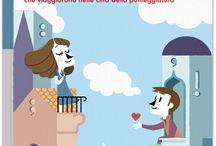 Lavieri Piccole Pesti / I libri per bambini delle edizioni Lavieri Children's books from Lavieri publishing house