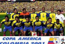 Copa America Teams