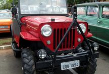 Jeep! / Jeep Willys, Ford e outros
