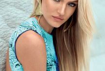 Candice Swanepoel / Real life Barbie doll