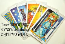 Tarot and readings . / It is about my reading and healing work .
