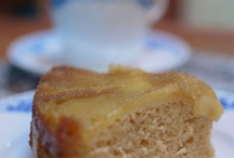 cake / home baking
