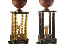 March Madness Trophies