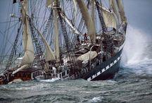 ................. tous les bateaux..................... / La mer