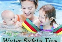Swimming Safety / This board covers swimming safety.