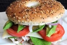 Sandwich / Wraps section