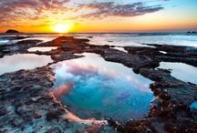grande barrière de corail Australie paysage oceanie / grande barrière de corail Australie paysage oceanie
