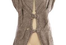 Вязание / Джемперы крупной вязки