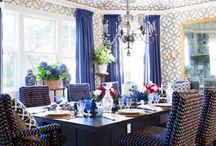 Dining Room / by Elisabeth Marlowe