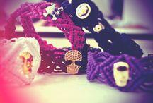 Eu quero pulseiras! / Pulseiras, cintos, colares  #handmade