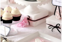 cakes and sweets / by Mari Crea