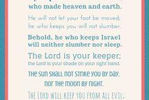 Memorized Verses