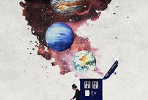 Doctor Who / For the Whovian in me..