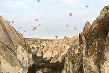 Paintings of Cappadocia / Cappadocia
