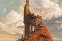 Fan Boys / Cool fantasy and sci-fi stuff from around pinterest