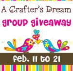 #ACraftersDream group giveaway