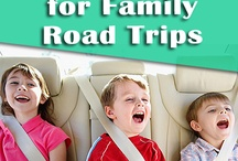 Road trips with kids / by Alia Graves