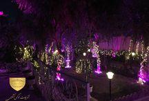 باغ تالار /  باغ تالاري به مساحت پنج هزار متر واقع در احمدآباد مستوفي با ظرفيت 800 نفر با  تمامي امکانات و مناسب هر بودجه اي ، آماده پذيرايي جشن هاي شما مي باشد                                                                                                                                              http://www.payamlashkari.com/     09121013235  با مدیریت پیام لشکری
