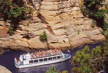 Wisconsin Dells: Vacation Rentals, Water Fun and More / Wisconsin Dells is a water-lover's dream and full of great cabins in the woods to rent! The area is home to so many water parks and playground properties, it ranks the highest concentration of these attractions in the world! Wisconsin Dells has more also has 19 campgrounds, family activities, a thriving downtown and events for all ages. Get the scoop before planning your Wisconsin Dells vacation: https://www.itrip.net/destinations/wi#Wisconsin-Dells