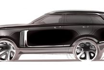 Car & transportation design