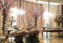 decoracao mesa noiva