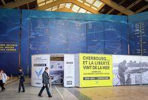 « Cherbourg…Et la liberté vint de la mer » à La Cité de la Mer par EG / 2014 est l'année du 70e anniversaire de la Bataille de Normandie. Du 19 avril au 30 septembre, La Cité de la Mer vous propose la visite de « Cherbourg… Et la liberté vint de la Mer » : une exposition qui traitera par des images saisissantes, du rôle déterminant du port de Cherbourg à la libération.