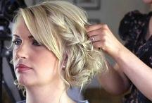 Wedding Hair-up