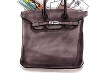 A woman can never have enough handbags!