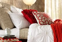 Bedroom creation / stunning bedding ideas