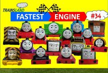 Thomas and Friends / Thomas and Friends Toy Trains