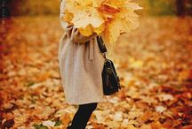 Autumn Inspiration / Autumn Photography - Styles, what to wear, colours & Inspiration!