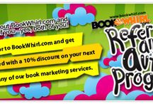 Author/Publisher Programs / Self-published author? Publisher? Check out BookWhirl.com's exciting programs.