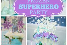 B & little M's birthday party / by Melissa Harville