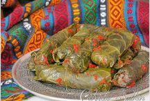 Turkish food / Salads