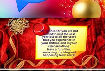Happy New Year Messages / Get all the latest new new year messages from here.