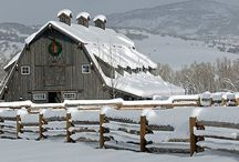 Beautiful old barn pictures / by Amy Yates