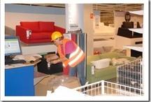 IKEA Stores, Franconville, France / IKEA Franconville, France